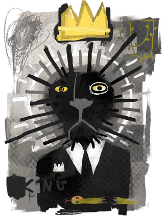 King of the Digital Jungle - Lionar in a nutshell